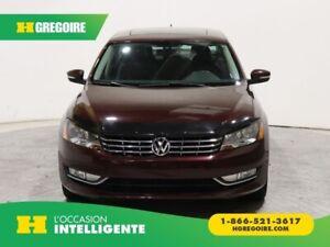 2013 Volkswagen Passat Highline TDI AUTO A/C GR ELECT CUIR TOIT