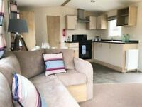 ABI Trieste static Caravan for sale at Looe Bay Holiday Park