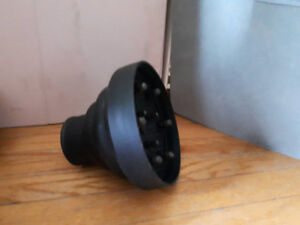 Collapsible Diffuser for Hair Dryer