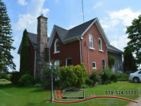 Rare Find, exceptional 3.42 acres Goderich, Clinton, Bayfield