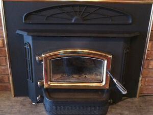 Wood stove buy sell items tickets or tech in north for Lakewood wood stove