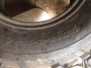 4 tires 12/8/25 and 2 tires 12/10/25