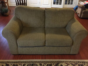Love seat and love chair
