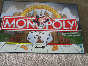 Monopoly Deluxe Edition Kitchener / Waterloo Kitchener Area image 1