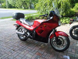 2003 Kawasaki Concours - $3000