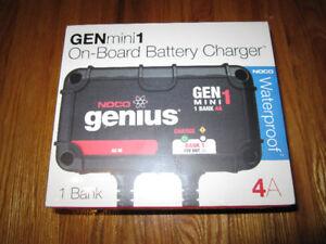 NOCO Genius GEN Mini 1 Onboard Battery Charger