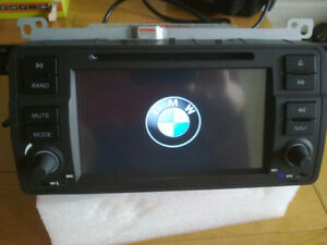 bmw m3 and 3series oem fit gps bluetooth dvd player