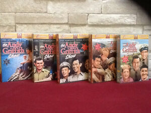 Andy Griffith Show - Seasons 1-5 Complete - Excellent condition