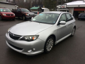 2008 Subaru Impreza, ALL WHEEL DRIVE, 832-9000/639-5000