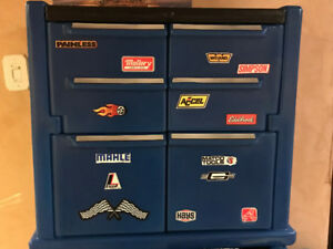 Tool Chest Storage/Dresser for Kids
