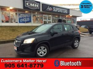 2016 Chevrolet Trax LS  BLUETOOTH POWER GROUP