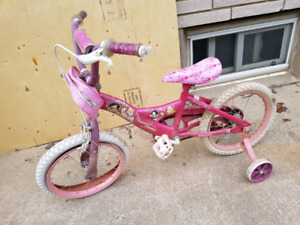 Girls princess bike. Check pictures.