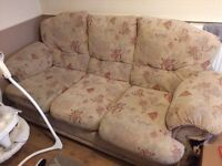 (Free to collect sofas)