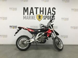 2007 Aprilia sxv 550 super motard