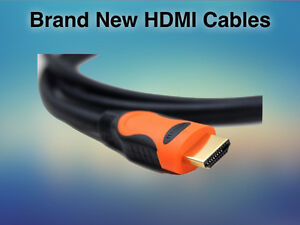 SELLING BRAND NEW HDMI CABLES