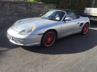 Open to offers Porsche Boxster 2.7 facelift 2002