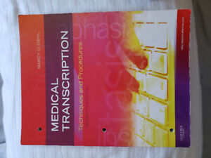 Medical Transcription: Techniques and Procedures (7th edition)