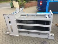 VAN RACKING (VW Caddy 2011)
