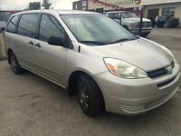 2004 Toyota Sienna,a/c,fully loaded,Cruise,imaculate!
