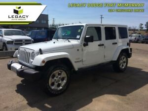 2014 Jeep Wrangler Unlimited Sahara  -  A/C - Low Mileage