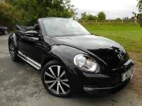 2013 Volkswagen Beetle 2.0 TDI Sport 2dr DSG Packed with Upgrades! 2 door Co...