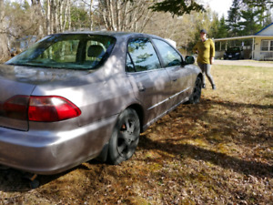 2001 Honda Accord - For Parts