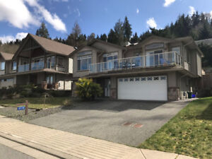 Ocean view house available in north Nanaimo