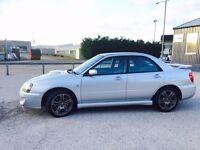 Subaru Impreza WRX - Prodrive Performance Pack with S/H