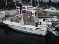 Campion Explorer 188 , fully equipped, excellent condition