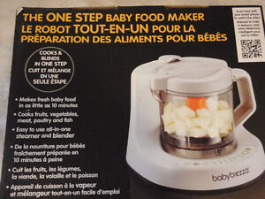 Baby Food Processor and Steamer Kingston Kingston Area image 2