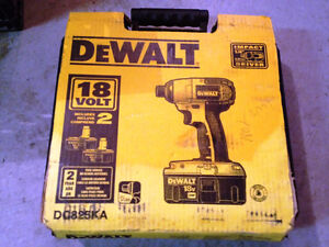 Brand New Dewalt 18V 1/4-in Impact Driver XRP