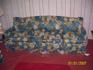Couch, Chair, Coffee Table Windsor Region Ontario image 1