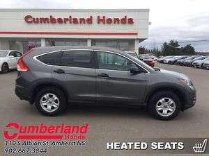 2014 Honda CR-V LX  - Bluetooth -  Heated Seats