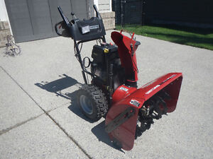 Craftsman 11.5 HP OVH 30 Inch Snowblower For Sale