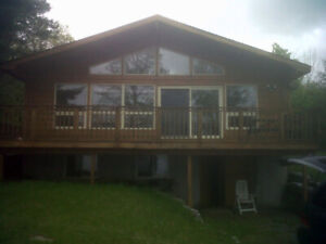 Family Cottage for Rent on Pigeon Lake