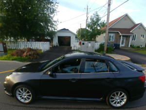 "2010 Subaru Impreza WRX "" Limited package"" 157 000kms"