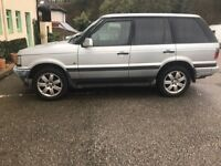 1997 Range Rover 2.5 DSE BMW Diesel £550