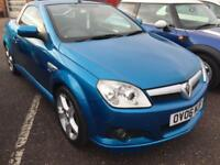 2006 06 Vauxhall Tigra 1.8i 16v ( a/c ) Sport ONLY 59K 7 SERVICES IMMACULATE!!!