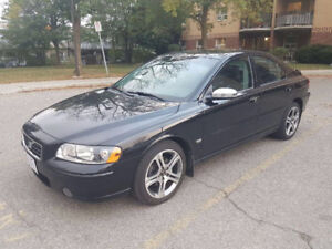 2006 Volvo S60 2.5T Sedan MINT Condition Certified