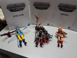 MASTERS of the UNIVERSE CLASSICS 4 SALE!!!!!!!