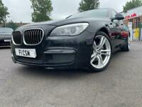 2014 BMW 7 Series 3.0 730D M SPORT 4d 255 BHP Saloon Diesel Automatic