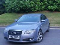2007 Audi A6 2.0 TDI DPF SE 4dr Multitronic *** FULL MOT - AUTO- HPI CLEAR *** S