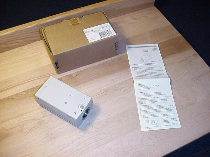 Philips CCD Camera LTC 0351/21 Security Surveillence