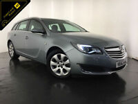 2013 63 VAUXHALL INSIGNIA DESIGN CDTI ECO ESTATE FINANCE PX WELCOME