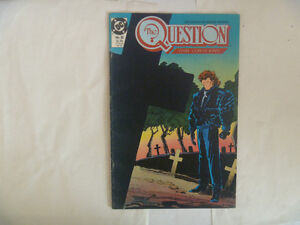 THE QUESTION by DC Comics