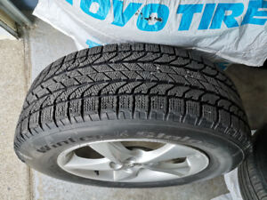 Mags 17 Inch Genuine Alloy Wheels 17 x 7.5 With 55+ Offset 114.3