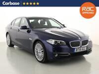 2015 BMW 5 SERIES 520d [190] Luxury 4dr