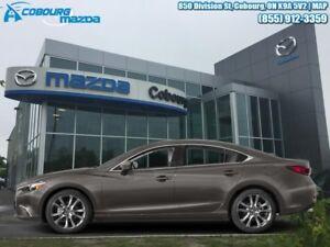 2017 Mazda Mazda6 GT - Navigation -  Memory Seats - $205.96 B/W
