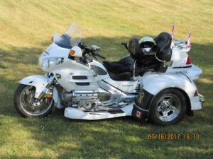 2005 Honda Goldwing Trike
