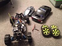 1/8 brushless Rc buggy
